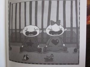 kitaba ikizlerimi sokmasam eksik kalırlardı ;)